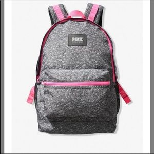 PRICE FIRM PINK CAMPUS BACKPACK